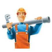 Установка смесителей,  люстр,  мелкий строит. ремонт и др