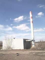 Котельная блочно-модульная газовая 6, 3 МВт РЭМЭКС 2006гв с хранения РФ