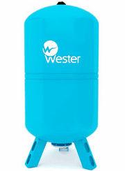 Расширительный бак Wester WАV-100 для системы водоснабжения